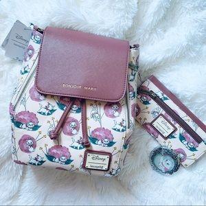 Disney x Loungefly Marie Mini Backpack